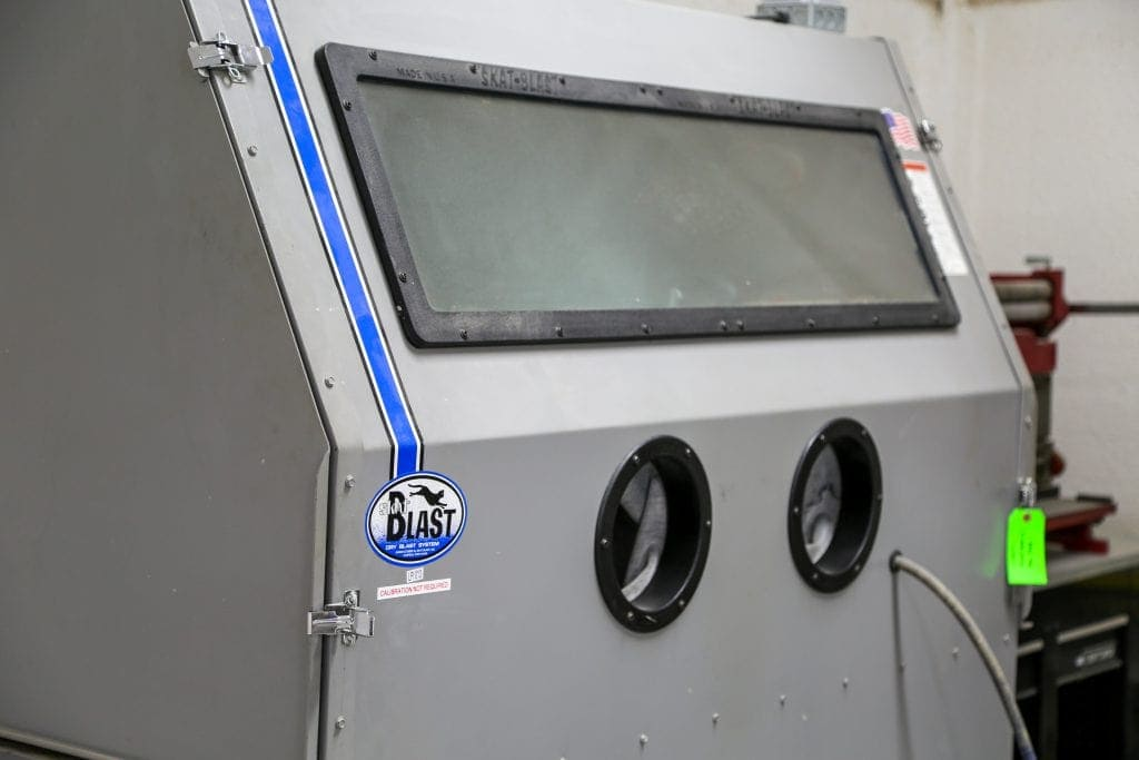 Liberty Partners Blast System