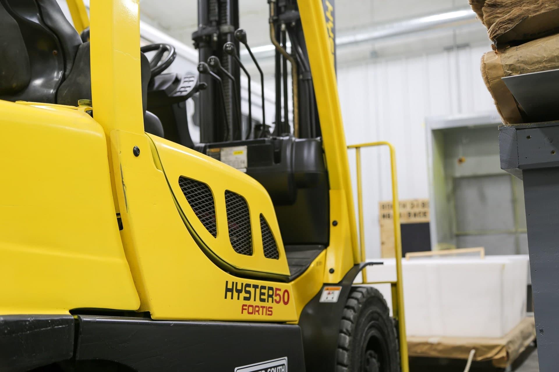 Liberty Partners Forklift