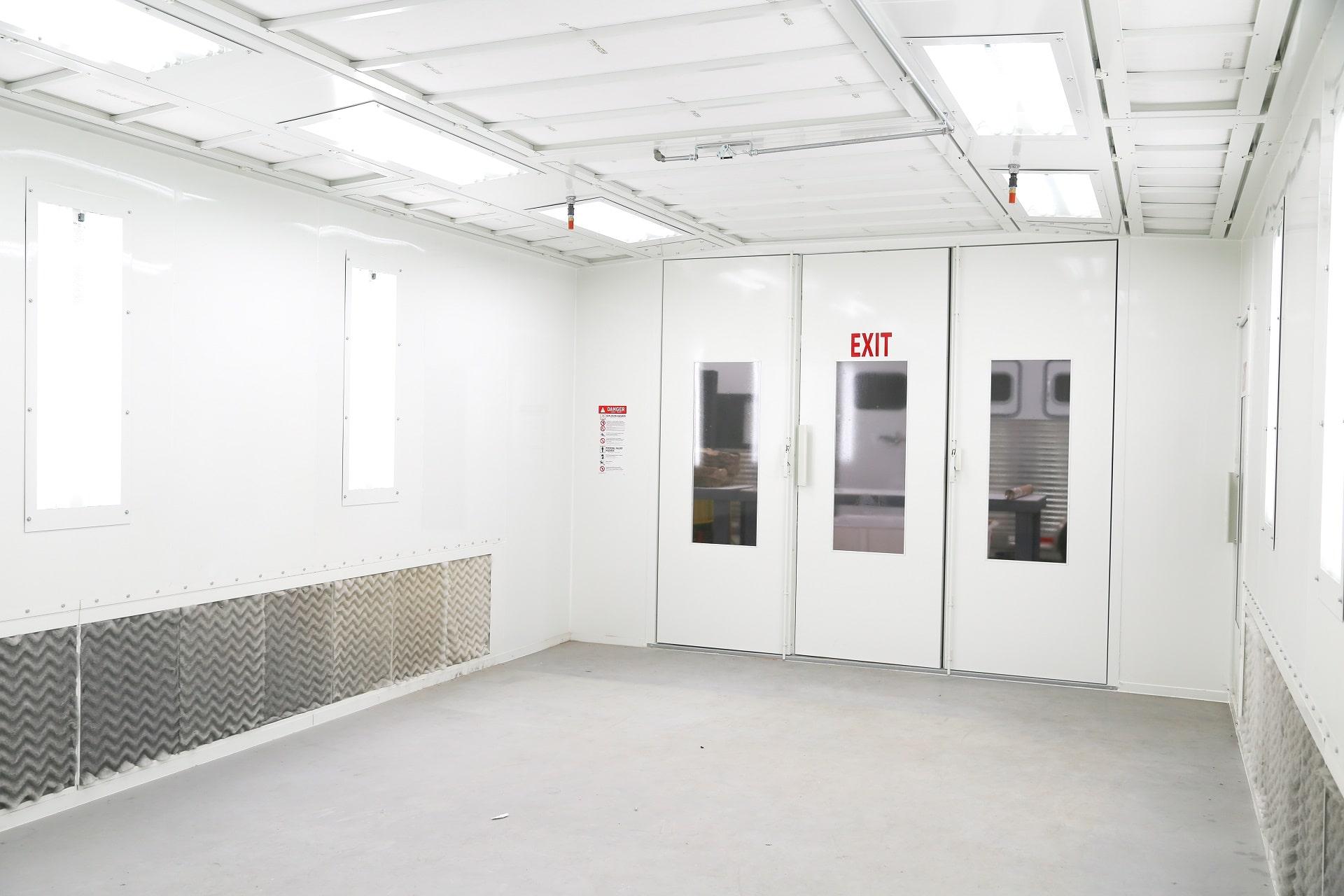 Liberty Partners Inspection Facility