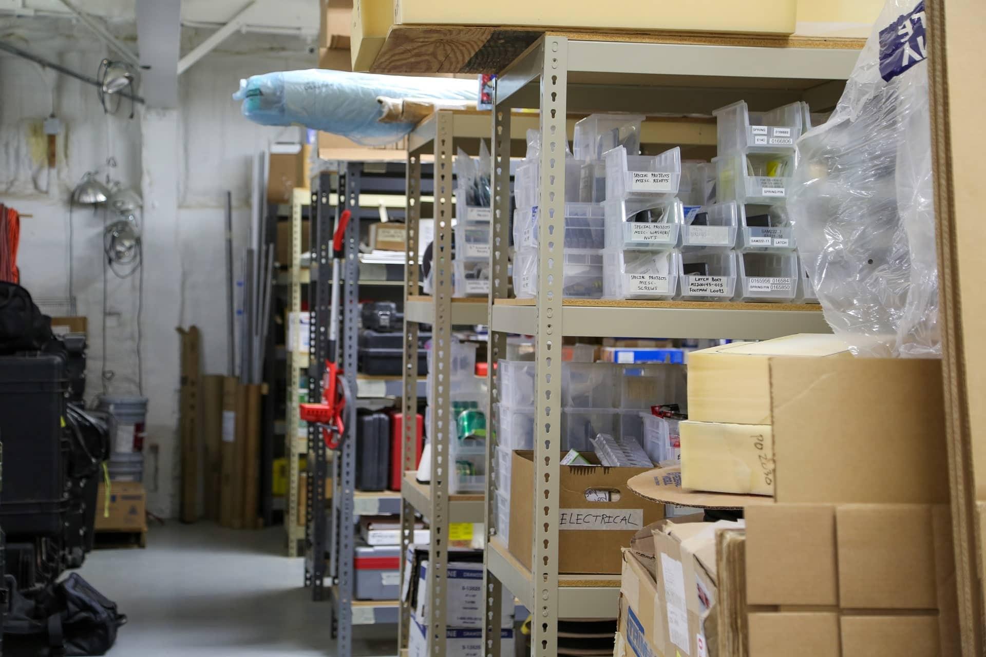 Liberty Partners Warehouse